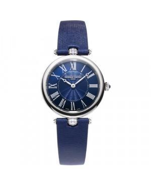 Szwajcarski elegancki zegarek damski FREDERIQUE CONSTANT CLASSICS ART DÉCO ROUND FC-200MPN2AR2D6 (FC200MPN2AR2D6)