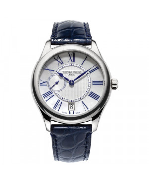 Szwajcarski klasyczny zegarek damski FREDERIQUE CONSTANT Ladies Automatic Small Seconds FC-318MPWN3B6 (FC318MPWN3B6)