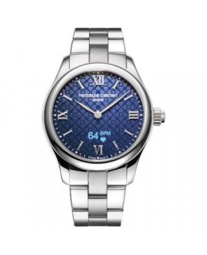 Szwajcarski smartwatch damski FREDERIQUE CONSTANT LADIES VITALITY FC-286N3B6B (FC286N3B6B)