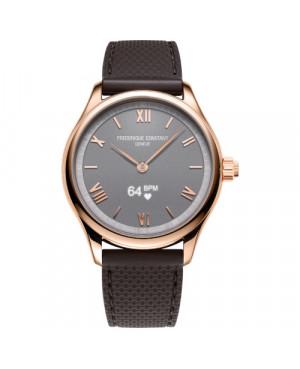 Szwajcarski smartwatch męski FREDERIQUE CONSTANT GENTS VITALITY FC-287BG5B4 (FC287BG5B4)