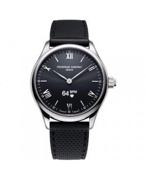 Szwajcarski smartwatch męski FREDERIQUE CONSTANT GENTS VITALITY FC-287B5B6 (FC287B5B6)