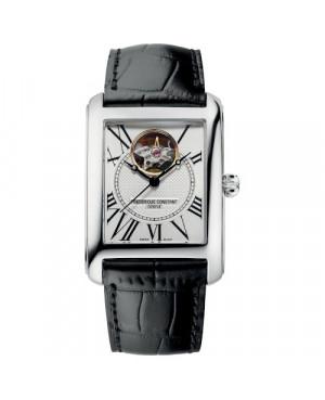 Szwajcarski elegancki zegarek męski FREDERIQUE CONSTANT Classics Carrée Automatic FC-310MC4S36 (FC310MC4S36)