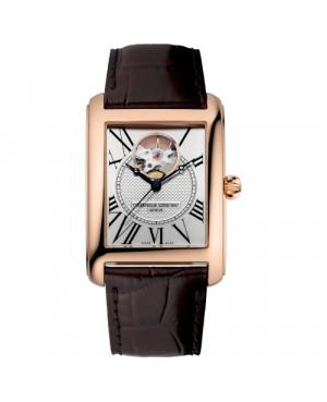 Szwajcarski elegancki zegarek męski FREDERIQUE CONSTANT Classics Carrée Automatic FC-310MC4S34 (FC310MC4S34)