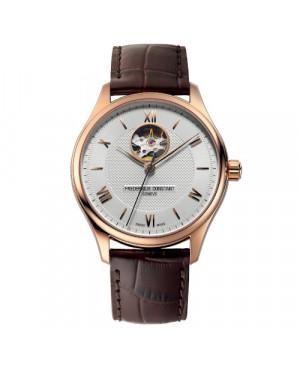 Szwajcarski klasyczny zegarek męski FREDERIQUE CONSTANT Classics Heart Beat Automatic FC-310MV5B4 (FC310MV5B4)