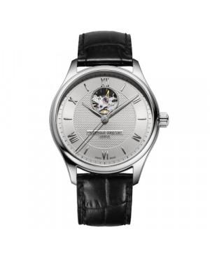 Szwajcarski klasyczny zegarek męski FREDERIQUE CONSTANT Classics Heart Beat Automatic FC-310MS5B6 (FC310MS5B6)