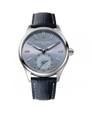 Szwajcarski smartwatch męski FREDERIQUE CONSTANT SMARTWATCH FC-285LNS5B6 (FC285LNS5B6)