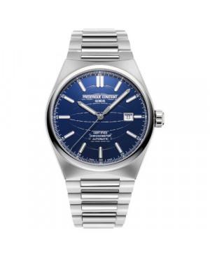 Szwajcarski elegancki zegarek męski FREDERIQUE CONSTANT Highlife Automatic COSC FC-303N4NH6B (FC303N4NH6B)