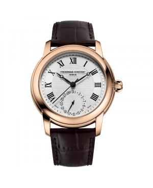 Szwajcarski klasyczny zegarek męski FREDERIQUE CONSTANT Manufacture FC-710MC4H4 (FC710MC4H4)