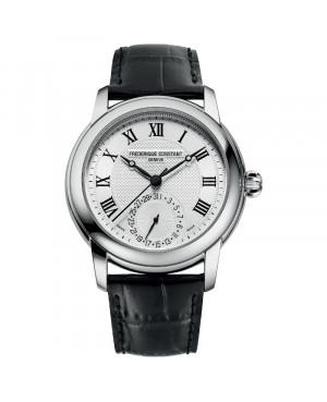 Szwajcarski klasyczny zegarek męski FREDERIQUE CONSTANT Manufacture FC-710MC4H6 (FC710MC4H6)