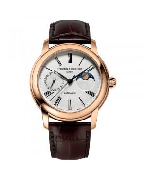 Szwajcarski klasyczny zegarek męski FREDERIQUE CONSTANT Manufacture FC-712MS4H4 (FC712MS4H4)