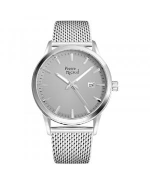 Modowy zegarek męski PIERRE RICAUD P97201.5117Q (P972015117Q)