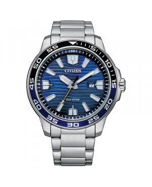 Sportowy zegarek męski CITIZEN Diver AW1525-81L (AW152581L)