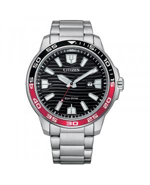 Sportowy zegarek męski CITIZEN Diver AW1527-86E (AW152786E)