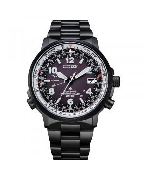 Sportowy zegarek męski CITIZEN Promaster Pilot Radio Controlled CB0245-84E (CB024584E)