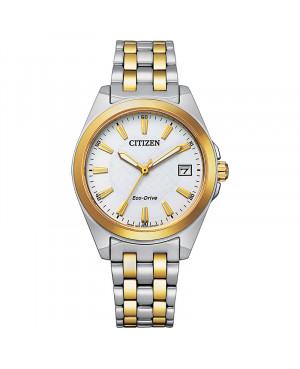 Elegancki zegarek damski CITIZEN Elegance EO1214-82A (EO121482A)