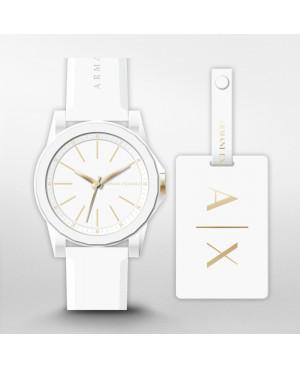 Modowy zegarek damski ARMANI EXCHANGE Lady Banks AX7126