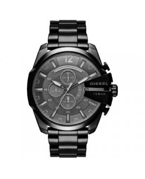 Sportowy zegarek męski DIESEL Mega Chief DZ4355