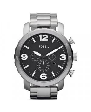 Klasyczny zegarek męski FOSSIL Nate JR1353