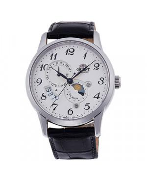 Klasyczny zegarek męski ORIENT RA-AK0003S10B (RAAK0003S10B)