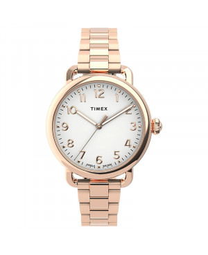 Elegancki zegarek damski TIMEX Standard TW2U14000