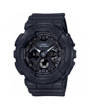 Sportowy zegarek damski CASIO BA-130-1AER Baby-G (BA1301AER)