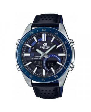 Sportowy zegarek męski CASIO EDIFICE ERA-120BL-2AVEF (ERA120BL2AVEF)