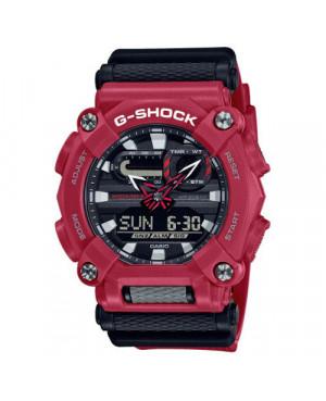 Sportowy zegarek męski CASIO G-Shock GA-900-4AER (GA9004AER)