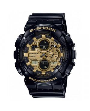 Sportowy zegarek męski CASIO G-Shock GA-140GB-1A1ER (GA140GB1A1ER)