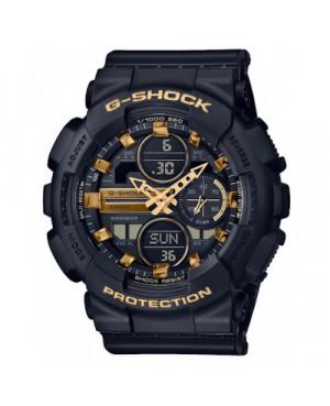 Sportowy zegarek damski CASIO G-Shock GMA-S140M-1AER (GMAS140M1AER)