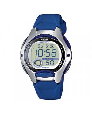 Sportowy zegarek dziecięcy CASIO Collection LW-200-2AVEG (LW2002AVEG)