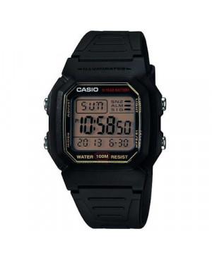Sportowy zegarek męski CASIO Vintage W-800HG-9AVEF (W800HG9AVEF)