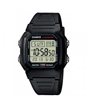 Sportowy zegarek męski CASIO Vintage W-800H-1AVEF (W800H1AVEF)