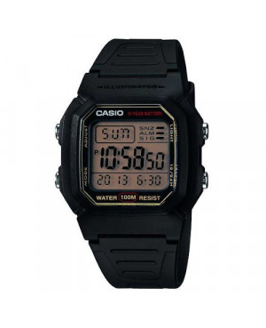 Sportowy zegarek męski CASIO Vintage W-800HG-9AVES (W800HG9AVES)