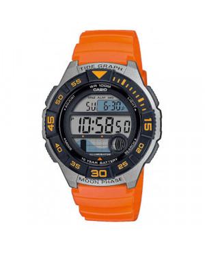 Sportowy zegarek męski CASIO Sport WS-1100H-4AVEF (WS1100H4AVEF)