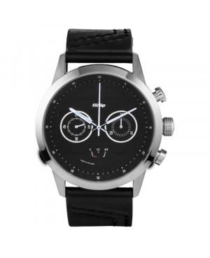 Polski, sportowy zegarek męski XICORR F125P AKROPOLIS BK