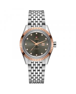 Szwajcarski klasyczny zegarek damski RADO HyperChrome R33102703