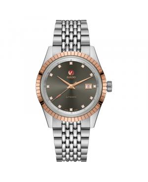 Szwajcarski klasyczny zegarek męski RADO HyperChrome R33100703
