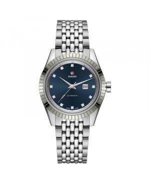 Szwajcarski klasyczny zegarek damski RADO HyperChrome R33103713
