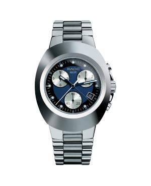 Szwajcarski klasyczny zegarek męski RADO New Original Chronograph R12638173