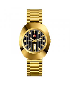 Szwajcarski sportowy zegarek męski RADO The Original Automatic R12413623