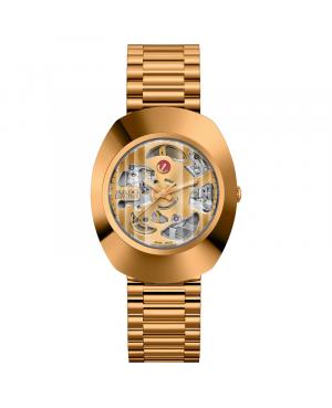Szwajcarski elegancki zegarek męski RADO The Original Automatic R12065403