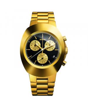 Szwajcarski elegancki zegarek męski RADO New Original Chronograph R12949153