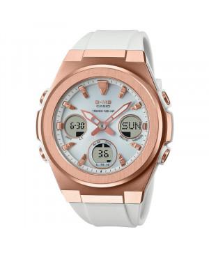 Sportowy zegarek damski CASIO BABY-G MSG-S600G-7AER (MSGS600G7AER)