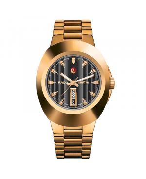 Szwajcarski elegancki zegarek męski RADO New Original Automatic R12998153