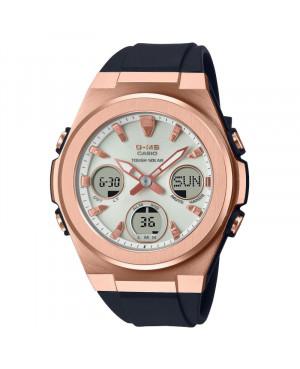 Sportowy zegarek damski CASIO BABY-G MSG-S600G-1AER (MSGS600G1AER)