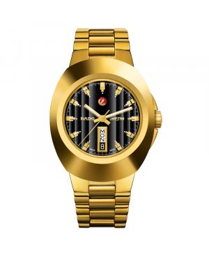 Szwajcarski elegancki zegarek męski RADO New Original Automatic R12999153