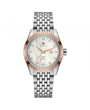 Szwajcarski klasyczny zegarek damski RADO HyperChrome R33102903