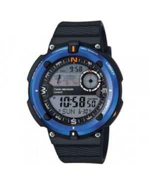 Sportowy zegarek męski Casio ProTrek SGW-600H-2AER (SGW600H2AER)