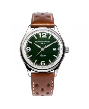 Szwajcarski, klasyczny zegarek męski FREDERIQUE CONSTANT VINTAGE RALLY HEALEY FC-303HGRS5B6 (FC303HGRS5B6)