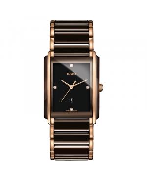 Szwajcarski elegancki zegarek RADO Integral Diamonds R20219712